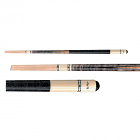 Players C-9921 Smoke-Stained Pool Cue