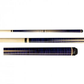 Players F-2610 Flirt Purple Tiger Stripe Pool Cue Stick