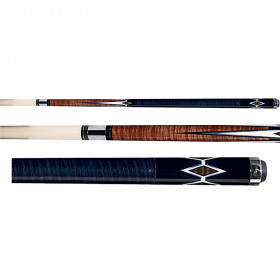 Players G-2280 Walnut Brown Pool Cue Stick