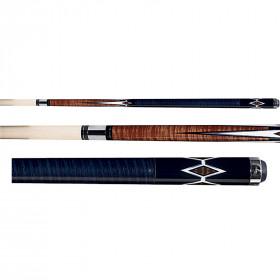 Players G-2280 Walnut Brown Pool Cue Stick