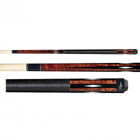 Players G-3350 Antique Brown Pool Cue Stick