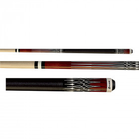Players G-3397 Exotic Rengas Pool Cue Stick