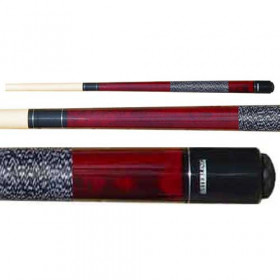 "Sterling Burgundy 42"" Child's Pool Cue"
