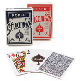 Streamline Standard Index Playing Cards - 1 Deck