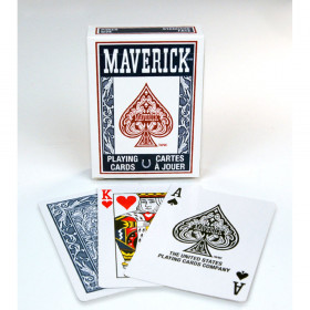 Maverick Standard Index Playing Cards - 1 Deck