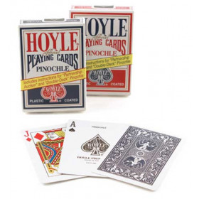 Hoyle Official Pinochle Playing Cards - 1 Deck
