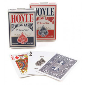 Hoyle Standard Index Playing Cards - 1 Deck