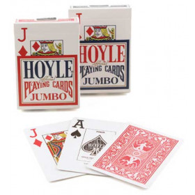 Hoyle Jumbo Index Playing Cards - 1 Deck