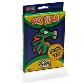 Bicycle Big Box Go Fish Card Game