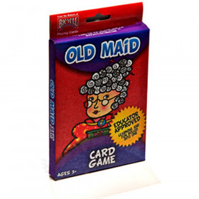 Bicycle Big Box Old Maid Card Game