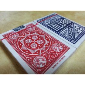 Tally-Ho Fan Back Standard Index Playing Cards - 1 Deck