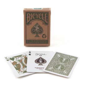 Bicycle Eco Edition Recyclable Playing Cards - 1 Deck
