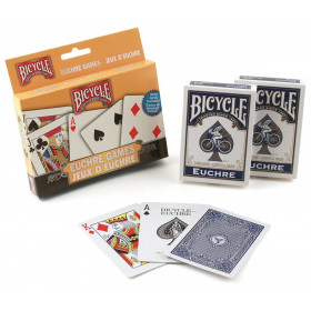 Bicycle Euchre Card Game Set
