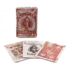 Bicycle Heritage Expert Playing Cards