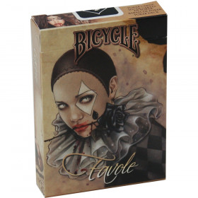 Bicycle Favole Playing Cards
