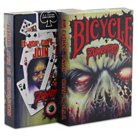 Bicycle Zombified Playing Cards - 1 Deck