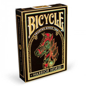 Bicycle Warrior Horse Playing Cards - 1 Deck