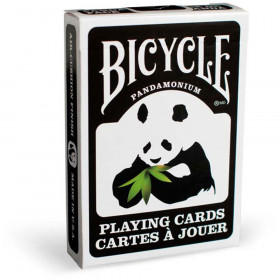Bicycle Panda Playing Cards
