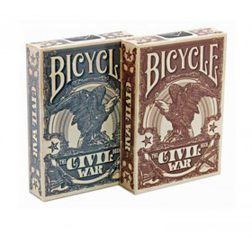 Bicycle Civil War Playing Cards - 1 Deck