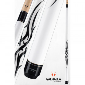 Valhalla by Viking VA203 White Pool Cue Stick