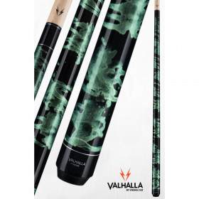 Valhalla by Viking VA213 Green Pool Cue Stick