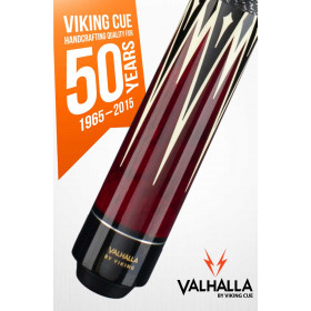 Valhalla by Viking VA303 Burgundy Pool Cue