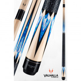 Valhalla by Viking VA471 Blue Pool Cue Stick