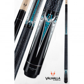 Valhalla by Viking VA602 Turquoise Pool Cue Stick