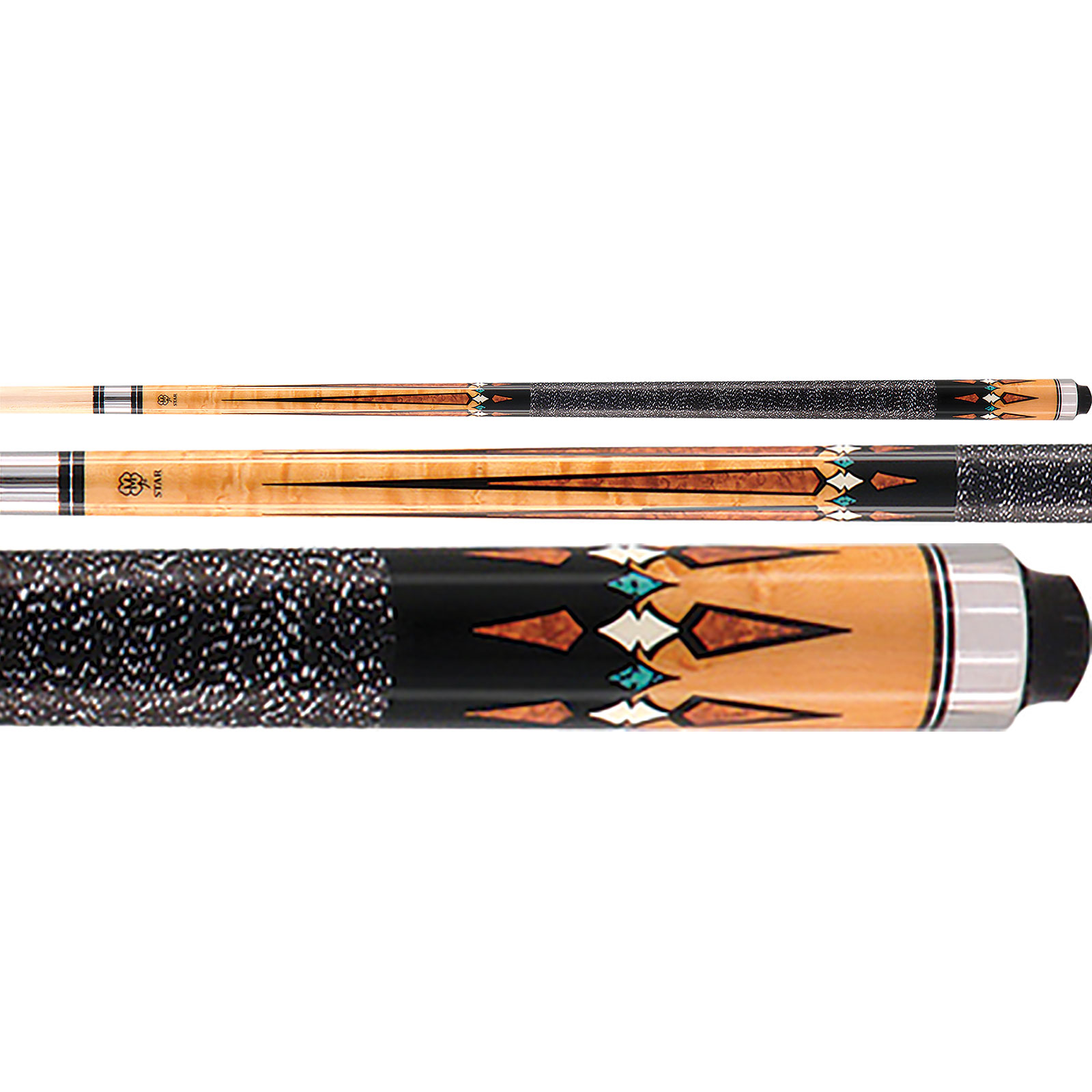 Lucky M Pool Cue