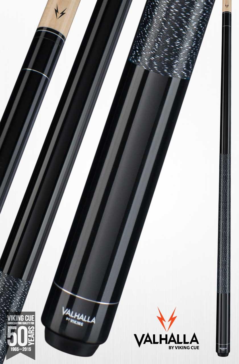 Valhalla by Viking VA111 Black Pool Cue Stick